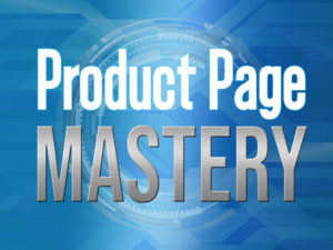 Product Page Mastery Banner